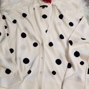 Ann Taylor women's cardigan, size XXL